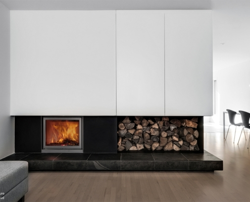 The Stuv 16Z Zero Clearance Fireplace Victoria BC