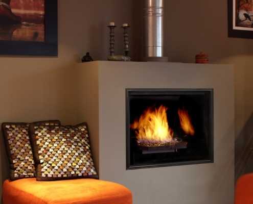 Town and Country TC42 Fireplace