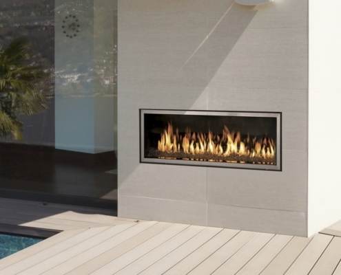 Town & Country WS54 Outdoor Fireplace Victoria BC