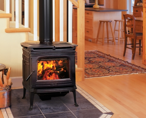 Pacific Energy Alderlea T4 Cast Iron Wood Stove Victoria BC