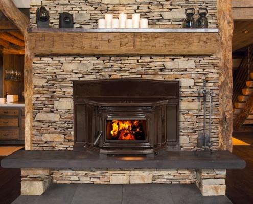 Pacific Energy Alderlea T5 Classic Insert Fireplace Victoria BC
