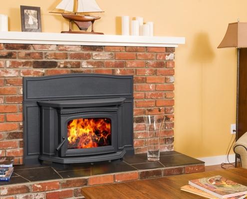 Pacific Energy Alderlea T5 Insert Fireplace Victoria BC
