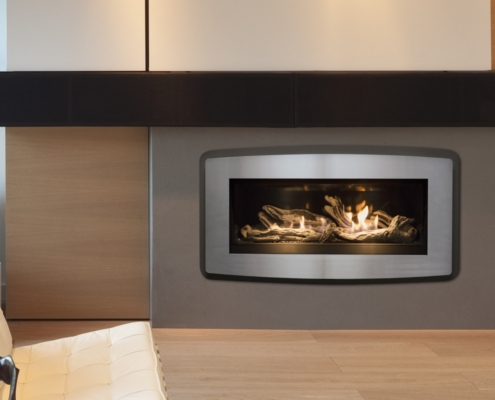 Pacific Energy Linear Esprit Fireplace Victoria BC