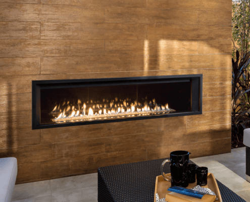 L3 Linear Series |  Zero-Clearance Fireplace Victoria BC