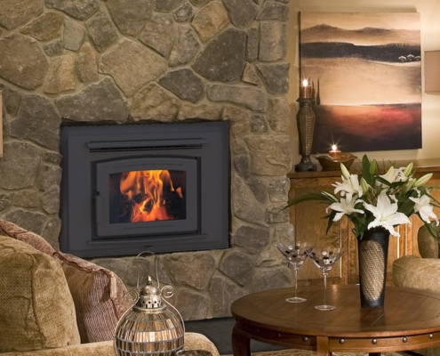 Pacific Energy FP16 Arch Wood Fireplace