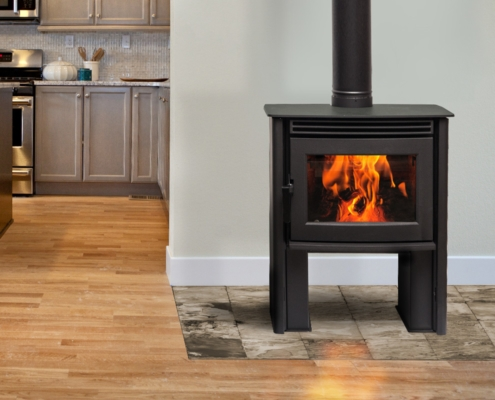 Pacific Energy Neo 1.2 Wood Stove Victoria BC