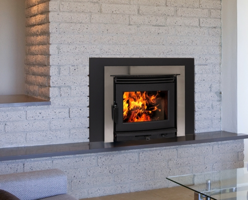 Pacific Energy Neo 1.6 Wood Insert Fireplace Victoria BC