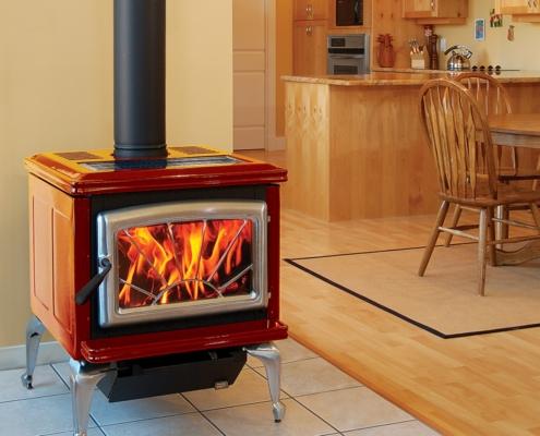 Pacific Energy Super Classic Wood Stove Victoria BC