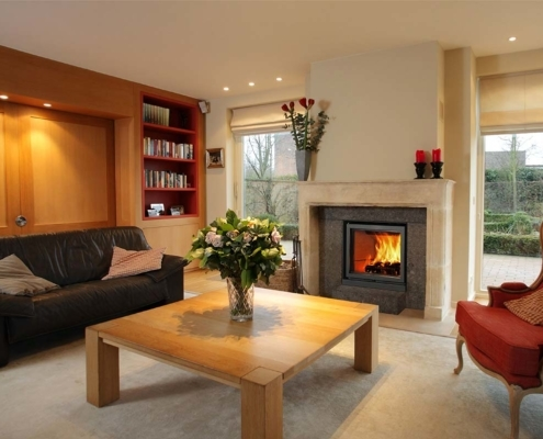 The Stuv 16N Insert Fireplace Victoria BC