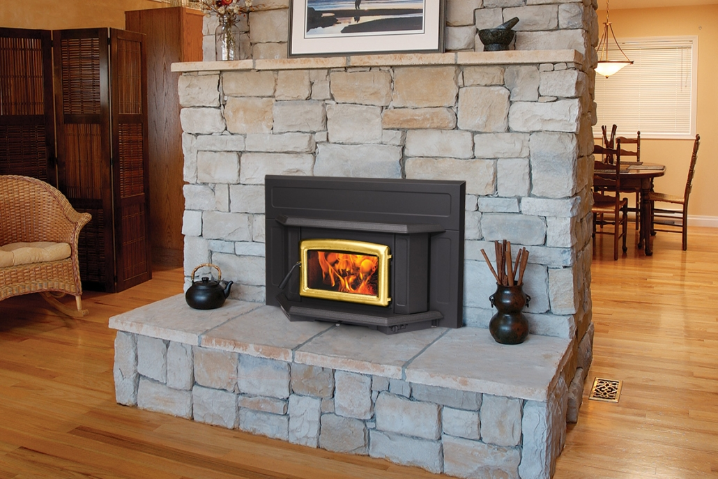 Pacific Energy Wood Inserts Heat Savers Fireplace