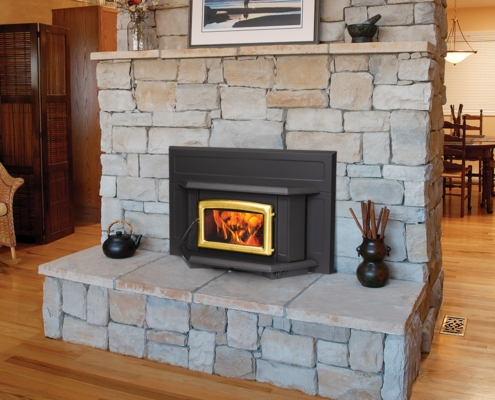 Pacific Energy Super Wood Insert Fireplace