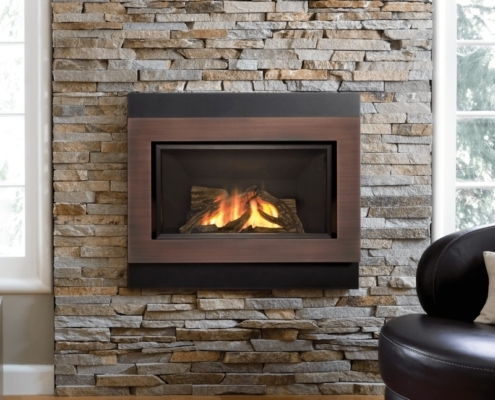 Valor H4 Series Fireplace Victoria BC