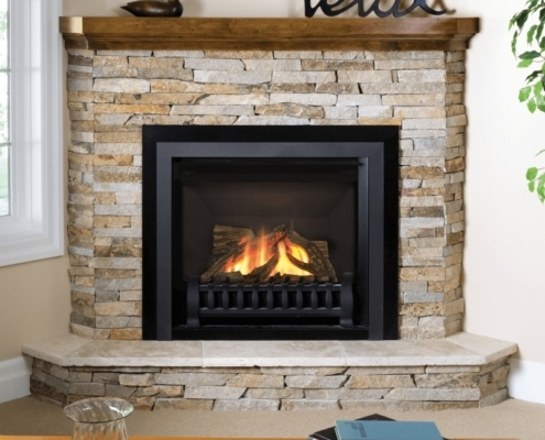 Valor Horizon Series Fireplace Victoria BC