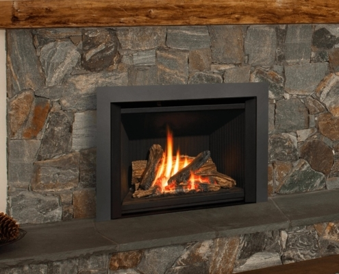 Valor Legend Gas Insert Fireplace Victoria BC