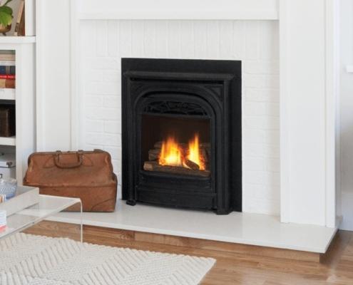 Valor Portrait Insert Fireplace Victoria BC