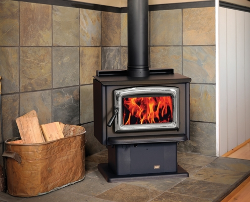 Pacific Energy Vista Wood Stove Victoria BC