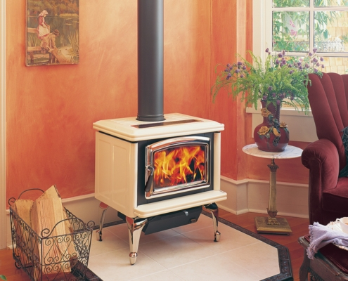 Pacific Energy Vista Classic Wood Stove Victoria BC