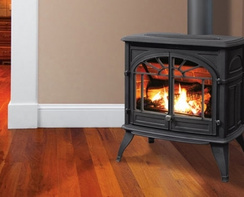 Enviro Westport Cast Iron Gas Freestanding Stove