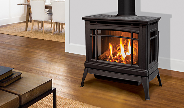 Freestanding Gas Stoves Heat Savers Fireplace